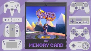 Spyro the Dragon | PS1 game Review & Retrospective