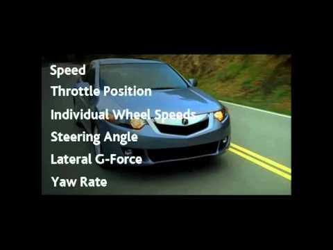 Honda Vehicle Stability Assist - VSA.avi
