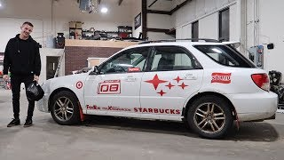 homepage tile video photo for Budget Winter Beater Ep. 2: More Boost + Rally Prep!