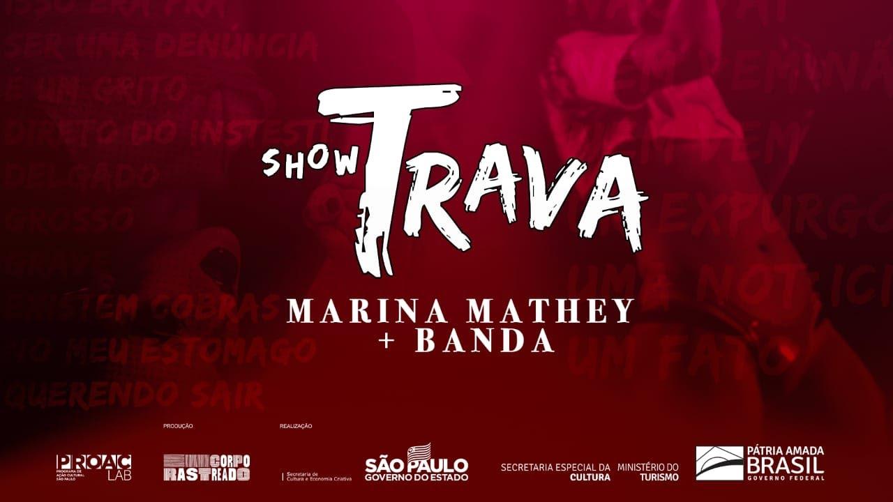 Show TRAVA – Marina Mathey + Banda