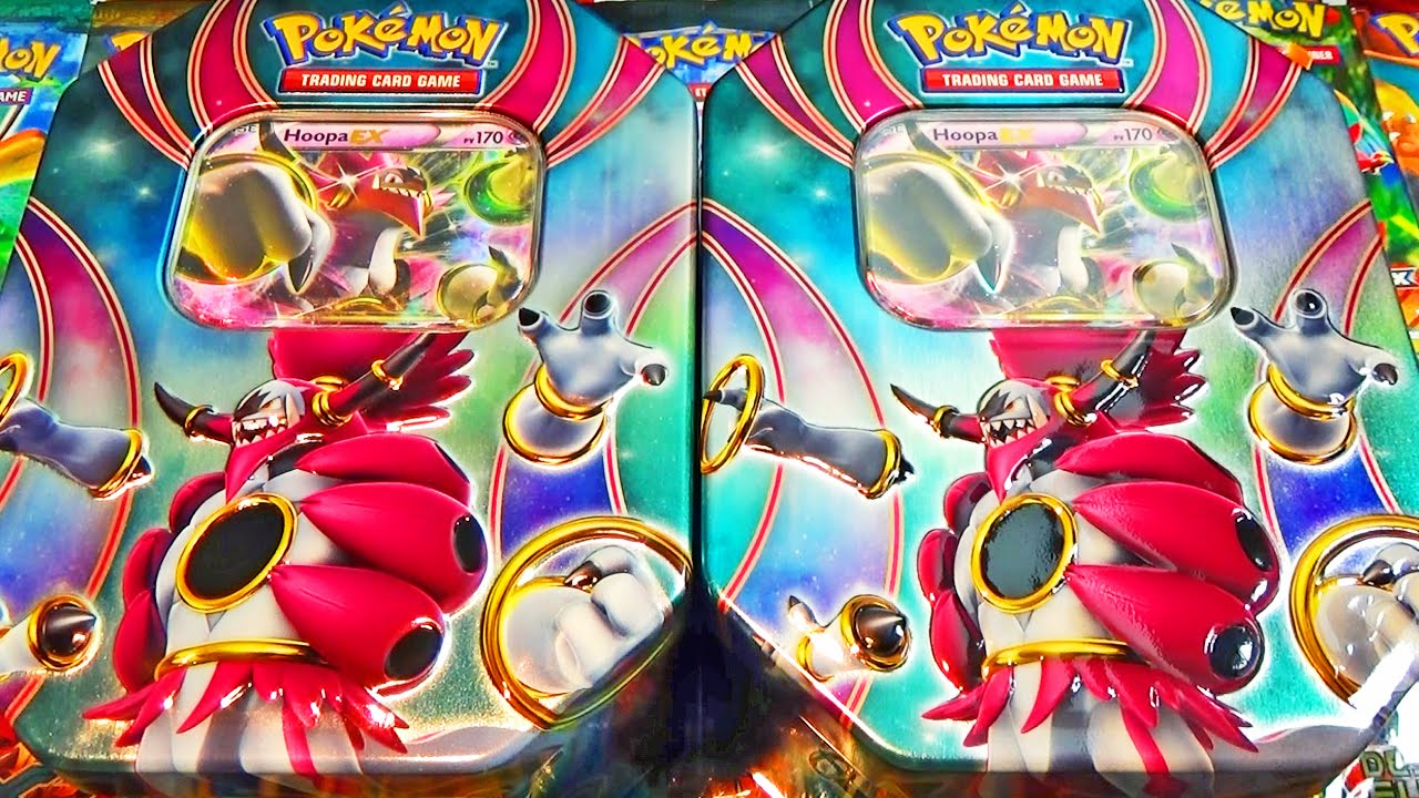Ouverture de 2 pokebox hoopa ex fran aise carte pokemon - Carte pokemon electhor ex ...