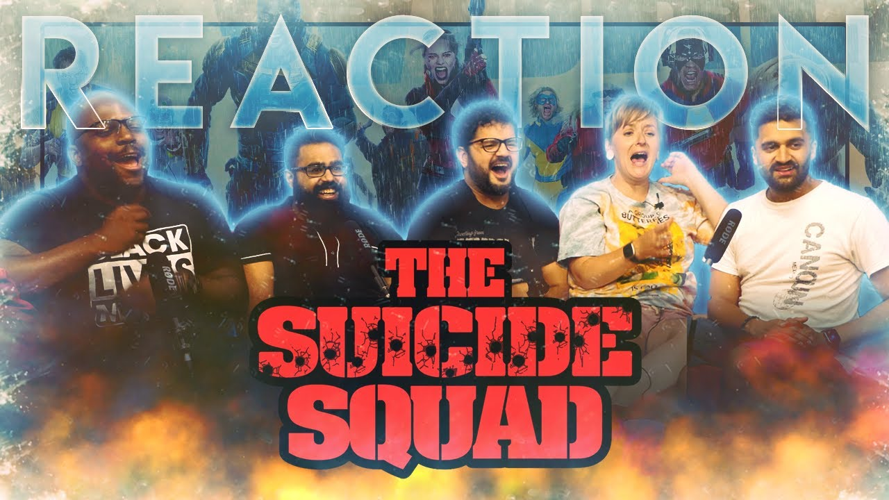 Download The Suicide Squad - Movie Reaction