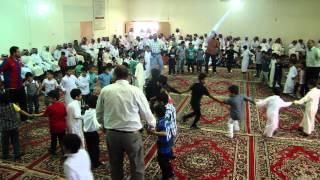 الأسبوع التمهيدي - مدارس الرواد بخميس مشيط 1434هـ