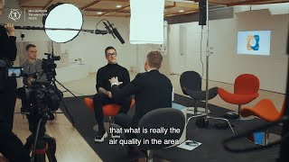 Millennium Talks with innovation leaders Vaisala teaser video