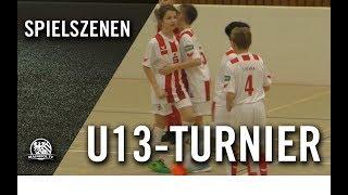 FC Königstein U12 – 1. FC Köln U12 (Spiel um Platz 3, Mainova Cup 2018)