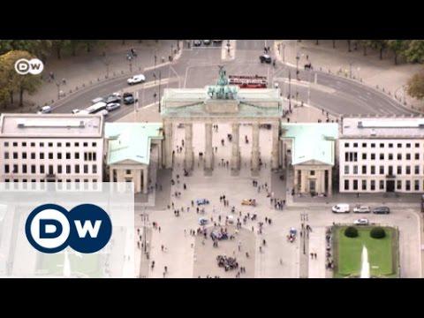 Around the Brandenburg Gate | Check-in