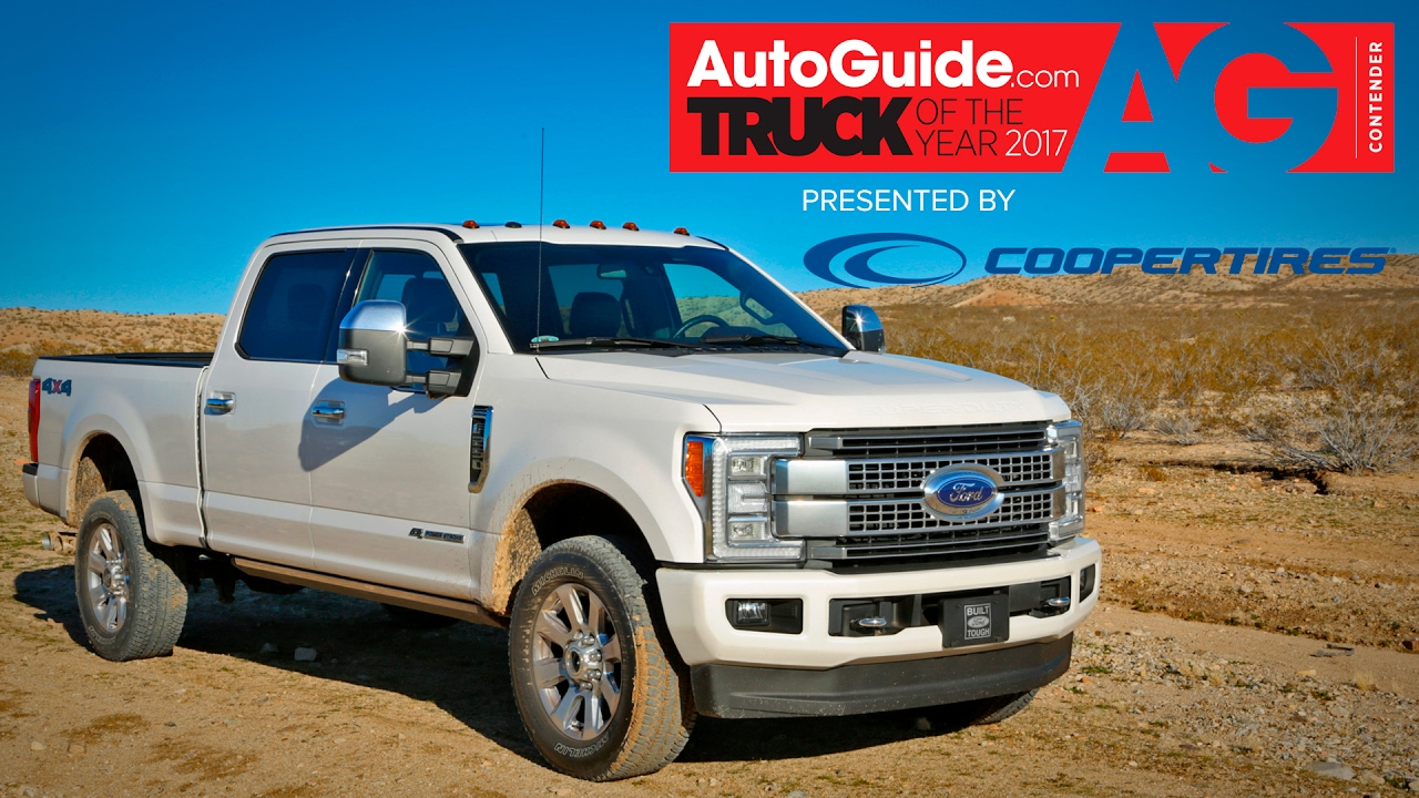 2017 Ford F 250 Super Duty 2017 Autoguide Com Truck Of The Year