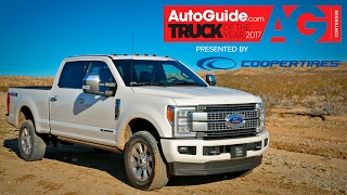 2017 Ford F-250 Super Duty - 2017 AutoGuide.com Truck of the Year Contender - Part 2 of 6