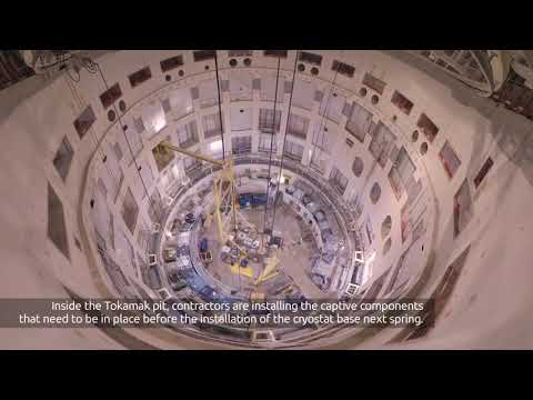 ITER by drone / October 2019