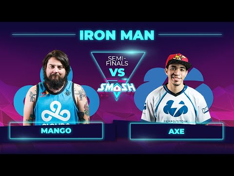 Mang0 vs Axe - Iron Man Semifinals - Smash Summit 7