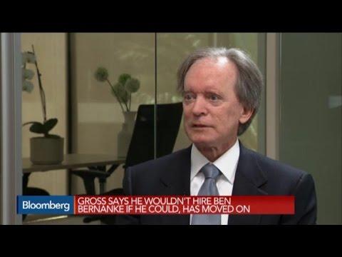 Bill Gross: Pimco Hiring Bernanke Is a PR Effort