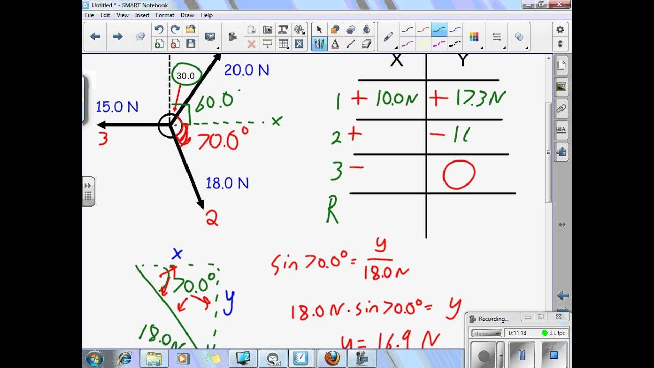 physics unit 2 lesson on force vector problems physics unit 2 lesson on force vector problems