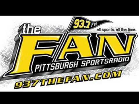 """#DaveForCave Talks with """"Vinnie and Cook Show"""" on 93.7 The Fan - Pittsburgh, PA"""