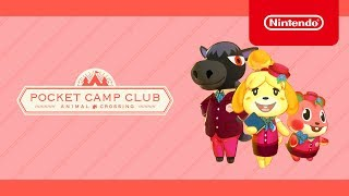 Pocket Camp Club Information - Animal Crossing: Pocket Camp