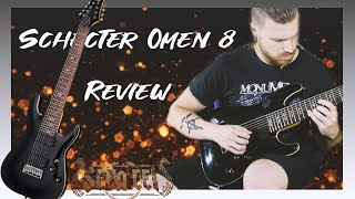 Review // SCHECTER OMEN 8
