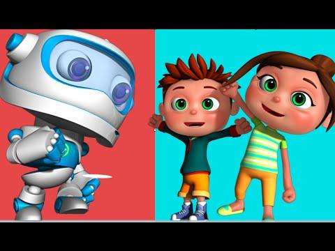 robot-song- -kids-songs-&-nursery-rhymes- -videogyan-3d-rhymes