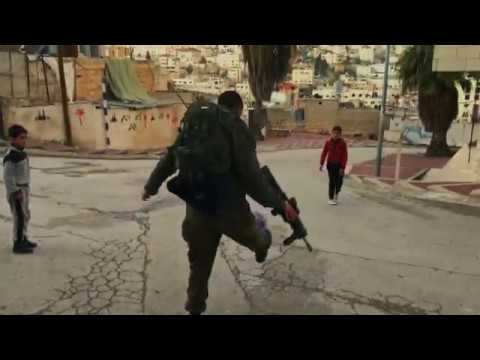 IDF Israeli Soldier  VS. Palestinian Kids