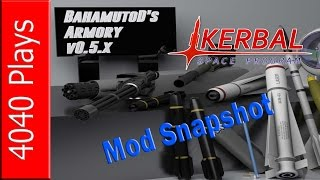 Kerbal Space Program -Mod Snapshot-BahamutoD