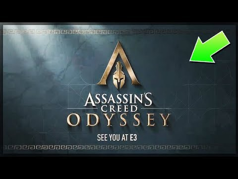 NEUES ASSASSIN'S CREED - Assassin's Creed Odyssey Trailer announced thumbnail
