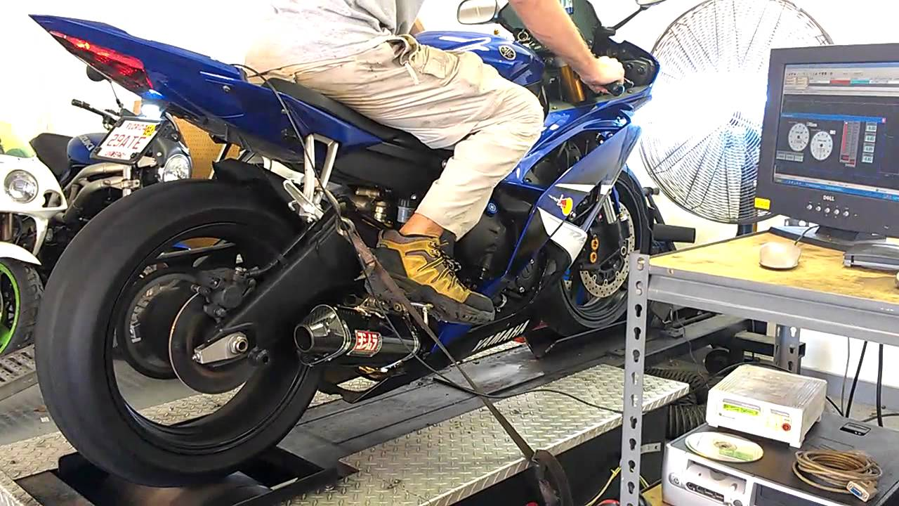 everythingmotorcycles dyno tuning 2010 yamaha r6 youtube. Black Bedroom Furniture Sets. Home Design Ideas