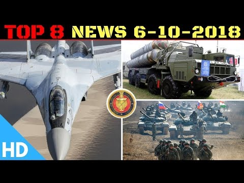 Indian Defence Updates : India Russia Sign S-400 Deal,Su-35 in MMRCA 2.0,FICV Project Delayed
