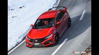 Honda Civic Type R FK8 Test Drive