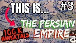 HoI4 - 100k Immortals - Restoration of the PERSIAN EMPIRE! - Part 3