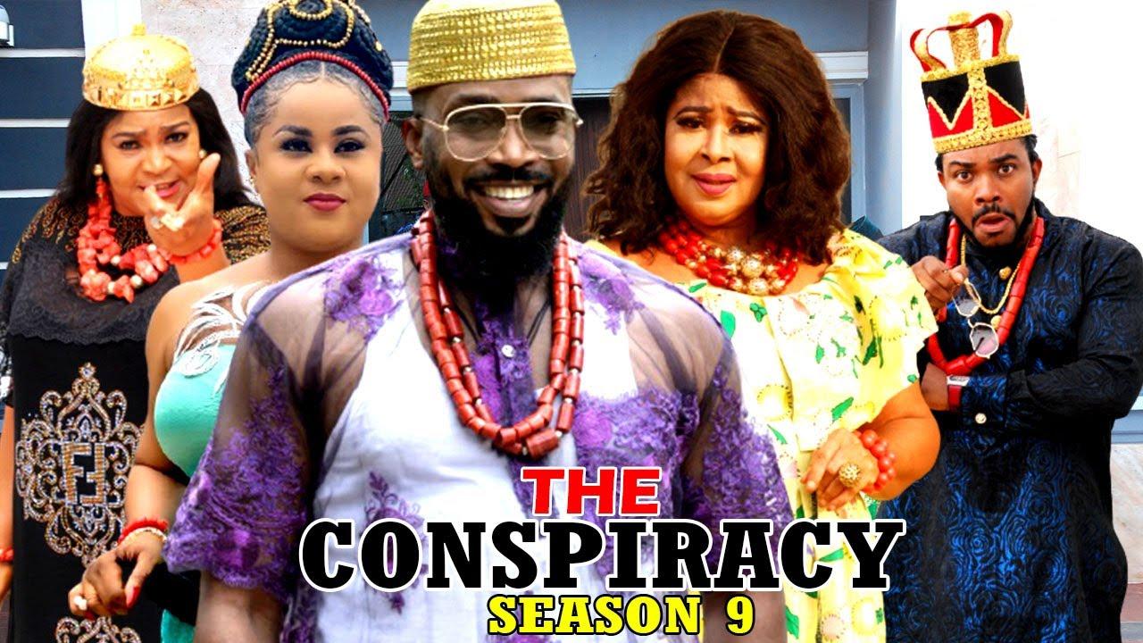 Download THE CONSPIRACY SEASON 9 (Trending New Movie)Fredrick Leonard & Uju Okoli 2021 Nigerian Movie 720p