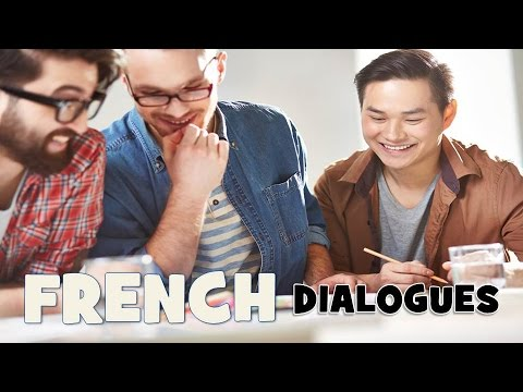 31 French dialogues