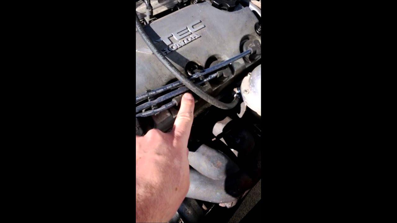 honda d16z6 d15b7 firing order spark plug order a visual [ 1280 x 720 Pixel ]