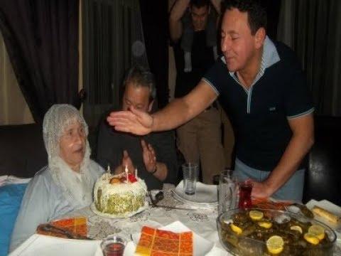 Hayriye Sultan 85 yaşına girdi