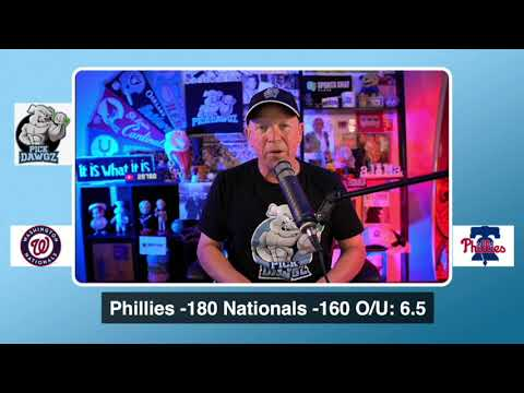 Washington Nationals vs Philadelphia Phillies Game 1 Free Pick 9/22/20 MLB Pick and Prediction