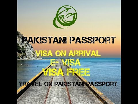 Pakistani passport , visa free list of Pakistani Passport, global ranking  of Passport,