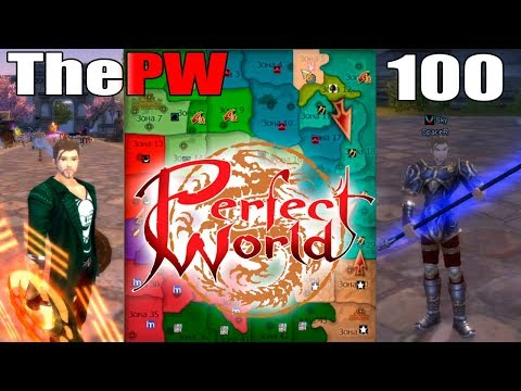 Возвращение клана в Perfect World на ThePW - Дневник 100