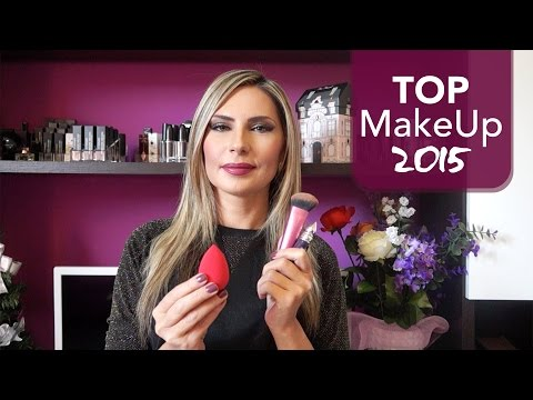 TOP MAKEUP 2015 (Parte I) | LadyGlow