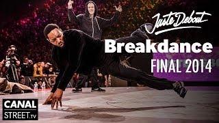 Breakdance Final - Juste Debout 2014 Bercy