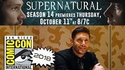 SUPERNATURAL: Interview mit Jensen Ackles zur 14. Staffel der Mysteryserie | SDCC 2018