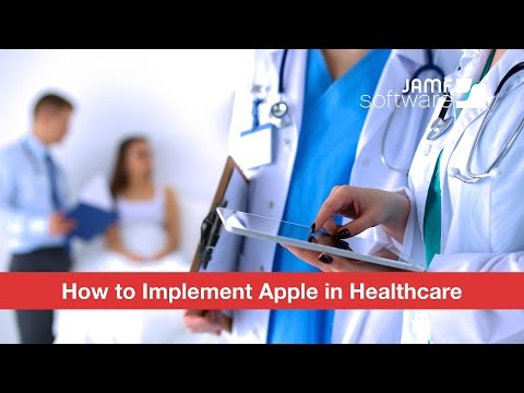 How to Implement Apple in Healthcare