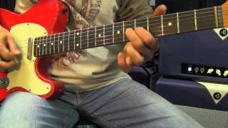 Jimi Hendrix - 1983 (A Merman I Should Turn To Be) - Guitar Lesson - How To Play