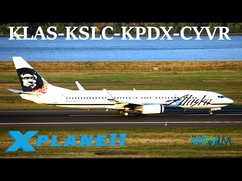 X-Plane 11 | West Coast Cruisin