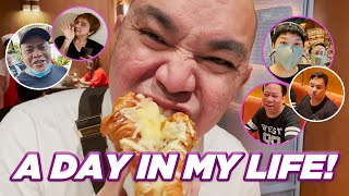 A DAY IN MY LIFE | CHAD KINIS VLOGS