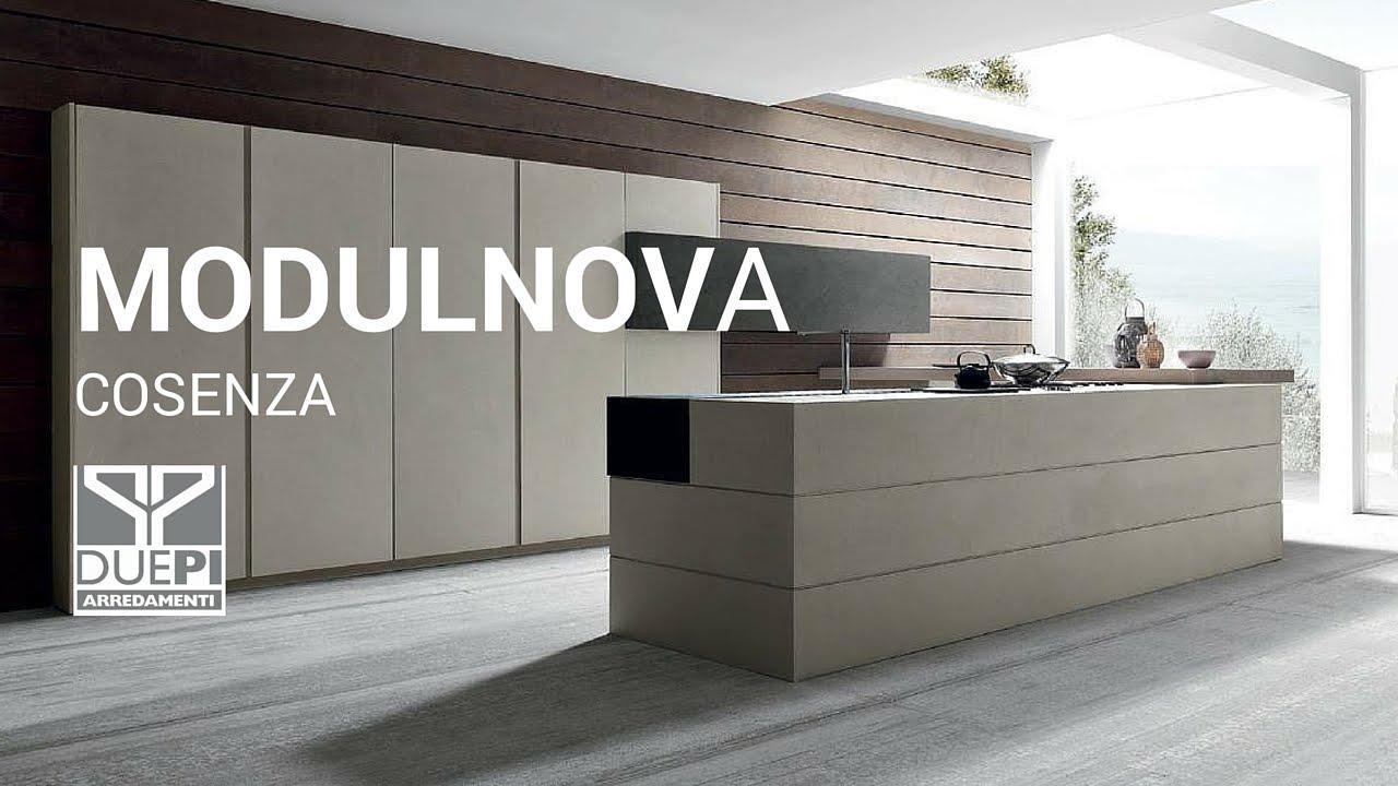 Next Opening MODULNOVA a Cosenza | Cucine moderne Twenty