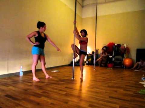 How to Pole Climb: Beginner