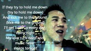 Watch Jason Chen Music Never Sleeps video