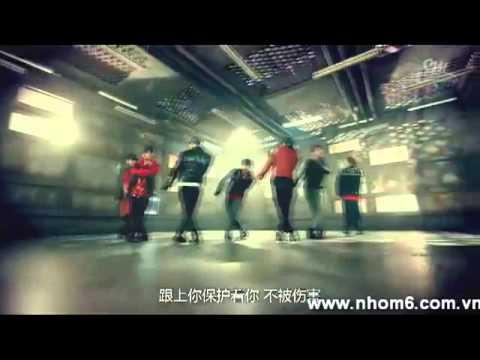 [Kpop] Full MV Break Down Super Junior - Nhóm 6