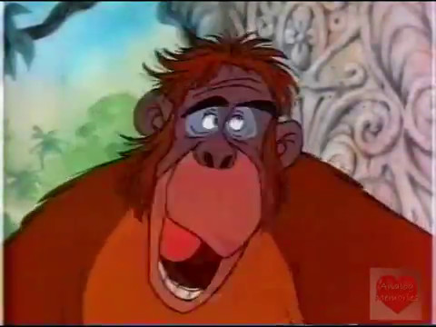 The Jungle Book | Disney Channel Promo | 1992