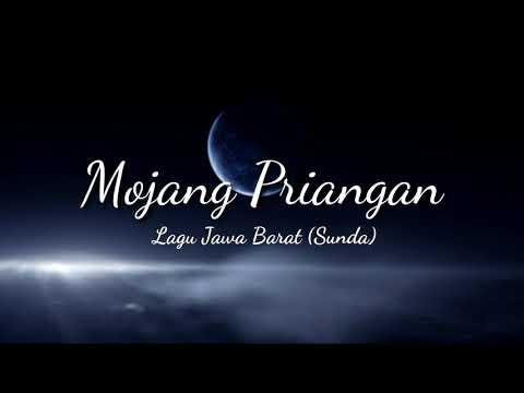 Lirik Lagu Mojang Priangan (Jawa Barat - Sunda)