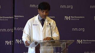 Two virus survivors get double lung transplants