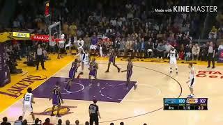 NBA Aaron Gordon to his monster dunks