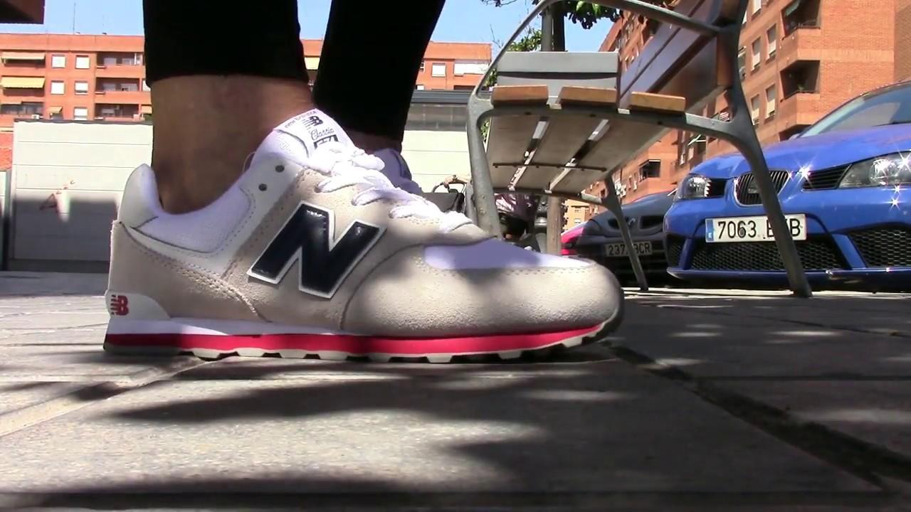 new balance gc574 mujer
